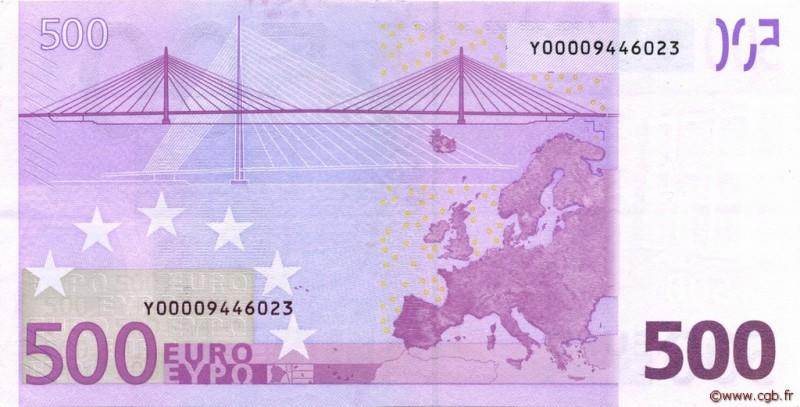 La BCE supprime les billets de 500 Euros