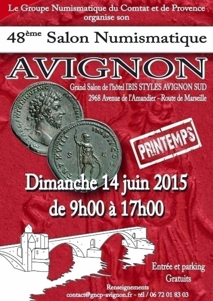 Informations sur l 39 argent metal for Salon avignon