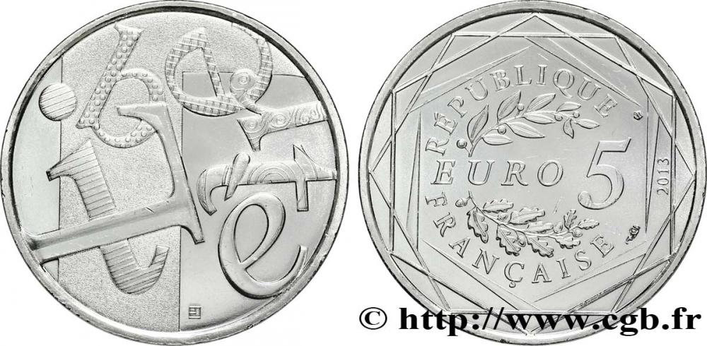 monnaie de paris piece de 5 euros